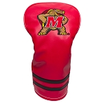 Maryland Terrapins Vintage Golf Driver Head Cover