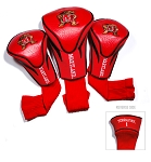 Maryland Terrapins Golf Contour 3 pack Head Covers