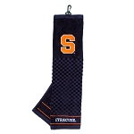 Syracuse Orange Embroidered Golf Towel