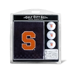 Syracuse Orange Embroidered Golf Gift Set