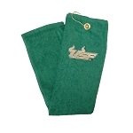 South Florida Bulls Embroidered Golf Towel