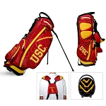 Southern California Trojans Golf Fairway Stand Bag
