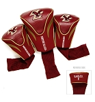 Boston College Eagles Golf Contour 3 pack Head Covers