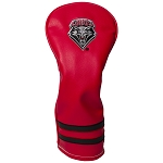 New Mexico Lobos Vintage Golf Fairway Head Cover