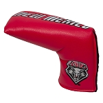 New Mexico Lobos Vintage Blade Golf Putter Cover