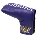 Washington Huskies Vintage Blade Golf Putter Cover