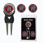 Montana Grizzlies Golf Divot Tool Set