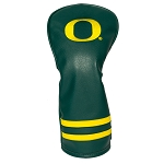 Oregon Ducks Vintage Golf Fairway Head Cover