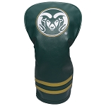 Colorado State Rams Vintage Golf Driver Head Cover
