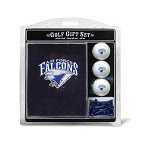 Air Force Falcons Embroidered Golf Gift Set