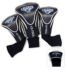 Air Force Falcons Golf Contour 3 pack Head Covers