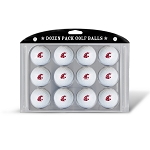 Washington State Cougars Dozen Pack Golf Balls