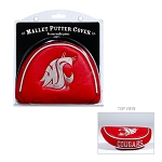 Washington State Cougars Mallet Golf Putter Cover