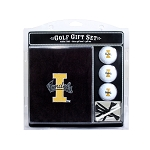 Idaho Vandals Embroidered Golf Gift Set