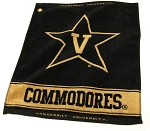 Vanderbilt Commodores Woven Golf Towel