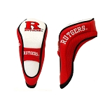 Rutgers Scarlett Knights Hybrid Golf Head Cover