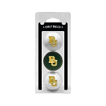 Baylor Bears Golf Ball Clamshell