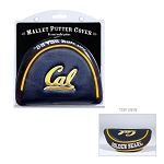 California-Berkeley Golden Bears Mallet Golf Putter Cover