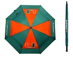 Miami Hurricanes Team Golf Umbrella