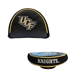 Central Florida Golden Knights Mallet Golf Putter Cover