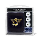 U.S. Navy Embroidered Golf Gift Set