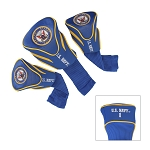 U.S. Navy Golf Contour 3 pack Head Covers