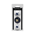 Naval Academy Golf Ball Clamshell