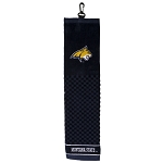 Montana State Fighting Bobcats Embroidered Golf Towel