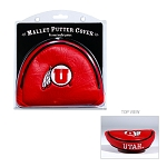 Utah Utes Mallet Golf Putter Cover