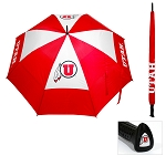 Utah Utes Team Golf Umbrella
