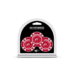 Utah Utes Golf 3 Pack Poker Chip