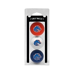 Boise State Broncos Golf Ball Clamshell