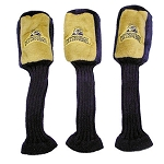 Pittsburgh Panthers Set of 3 Graphite Head Covers