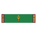 Arizona State University Golf Putting Green Mat - Alternate Logo