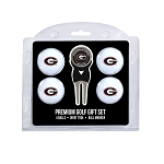 Georgia Bulldogs 4 Ball Divot Tool Golf Gift Set