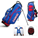 Kansas Jayhawks Golf Fairway Stand Bag
