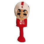 Nebraska Cornhuskers Mascot Golf Head Cover