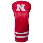 Nebraska Cornhuskers Vintage Golf Fairway Head Cover