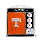 Tennessee Volunteers Embroidered Golf Gift Set
