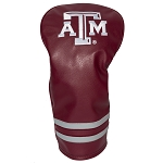 Texas A&M Aggies Vintage Golf Driver Head Cover