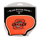 Oklahoma State Cowboys Blade Golf Putter Cover
