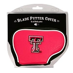 Texas Tech Red Raiders Blade Golf Putter Cover