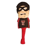 Texas Tech Red Raiders Mascot Golf Head Cover