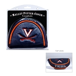 Virginia Cavaliers Mallet Golf Putter Cover