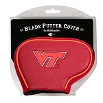 Virginia Tech Hokies Blade Golf Putter Cover