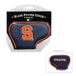 Syracuse Orange Blade Golf Putter Cover