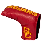 Southern California Trojans Vintage Blade Golf Putter Cover