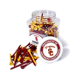 Southern California Trojans Golf 175 Tee Jar