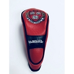 Harvard Crimson Hybrid Golf Head Cover