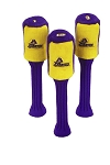 East Carolina Pirates Graphite Golf Headcover Set- 3 pieces